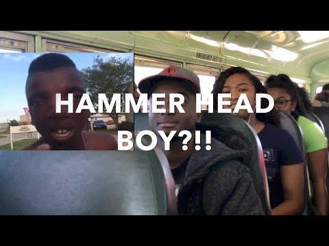 HAMMERHEAD BOY, AT MY SCHOOL? (DAILY LIFE OF A SOUTH GWINNETT HIGH SCHOOL STUDENT)