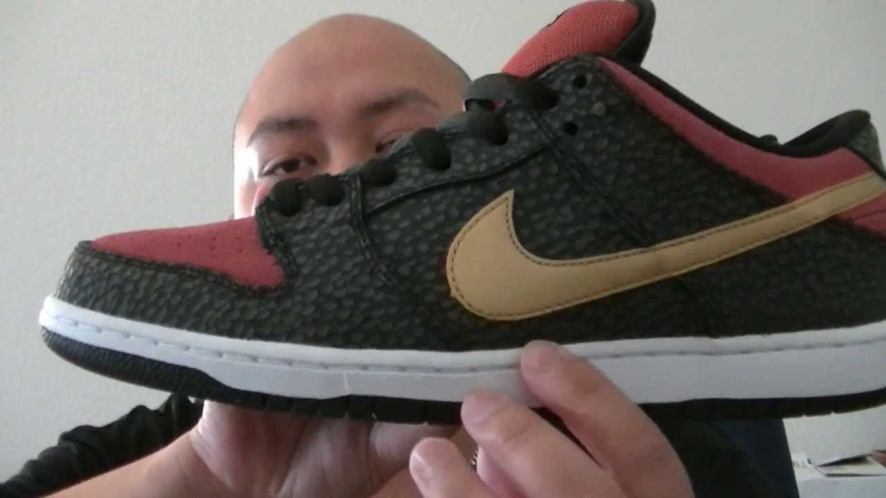 7da92bd7dce4 Nike Dunk Low Premium SB QS