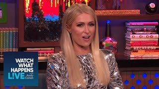 Does Paris Hilton Still Talk to Nicole Richie? | WWHL