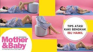 Kaki bumil sering bengkak? yuk cari tau penyebab kaki bengkak saat hamil dalam video berikut ini Nah.