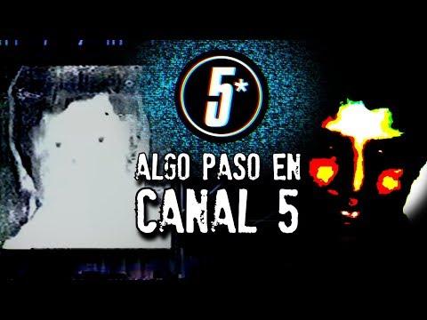 Algo pasa en CANAL 5   Desaparecidos Comercial