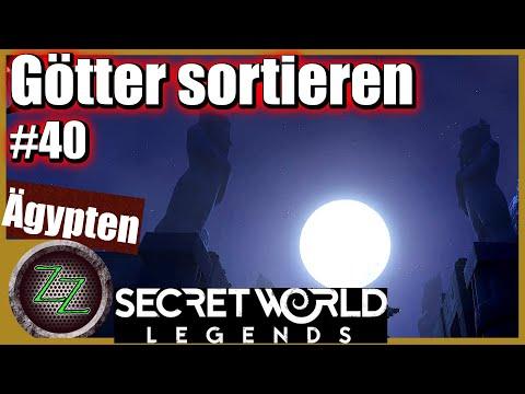 Secret World Legends #40 Schwarze Sonne, roter Sand 9 bis 10 gameplay german deutsch
