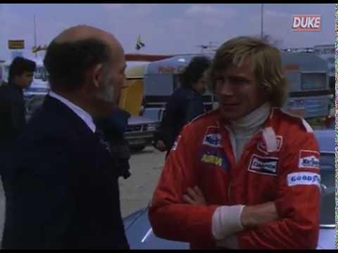 F1 legend - James Hunt