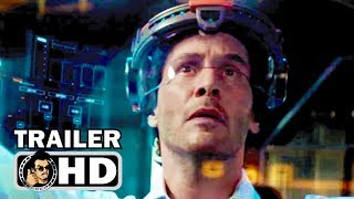 REPLICAS Trailer #2 (2018) Keanu Reeves, Alice Eve Sci-Fi