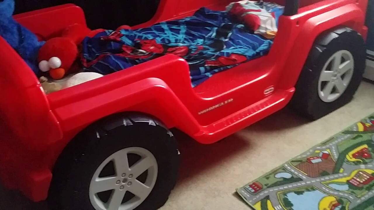 Jeep Wrangler Bed Youtube