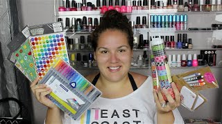 Tuesday Target Finds! + Michaels Craft Store Haul! ~Washi Tape, Pens & Stickers~