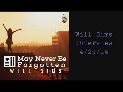 Will Sims - Killjoy Radio XM interview 4/25/16