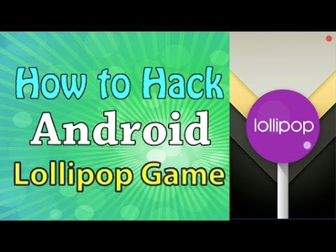 Android Lollipop Game Hack (SCORE MORE AND MORE)