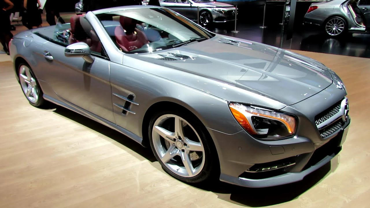 2014 mercedes benz sl550 convertible exterior and. Black Bedroom Furniture Sets. Home Design Ideas