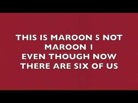 Animals Bart Baker Parody Of Maroon 5 - Lyrics