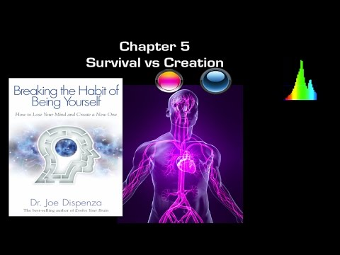 Dr Joe Dispenza Breaking the Habit of Being Yourself  Review Chp 5- Stop Subconscious Program
