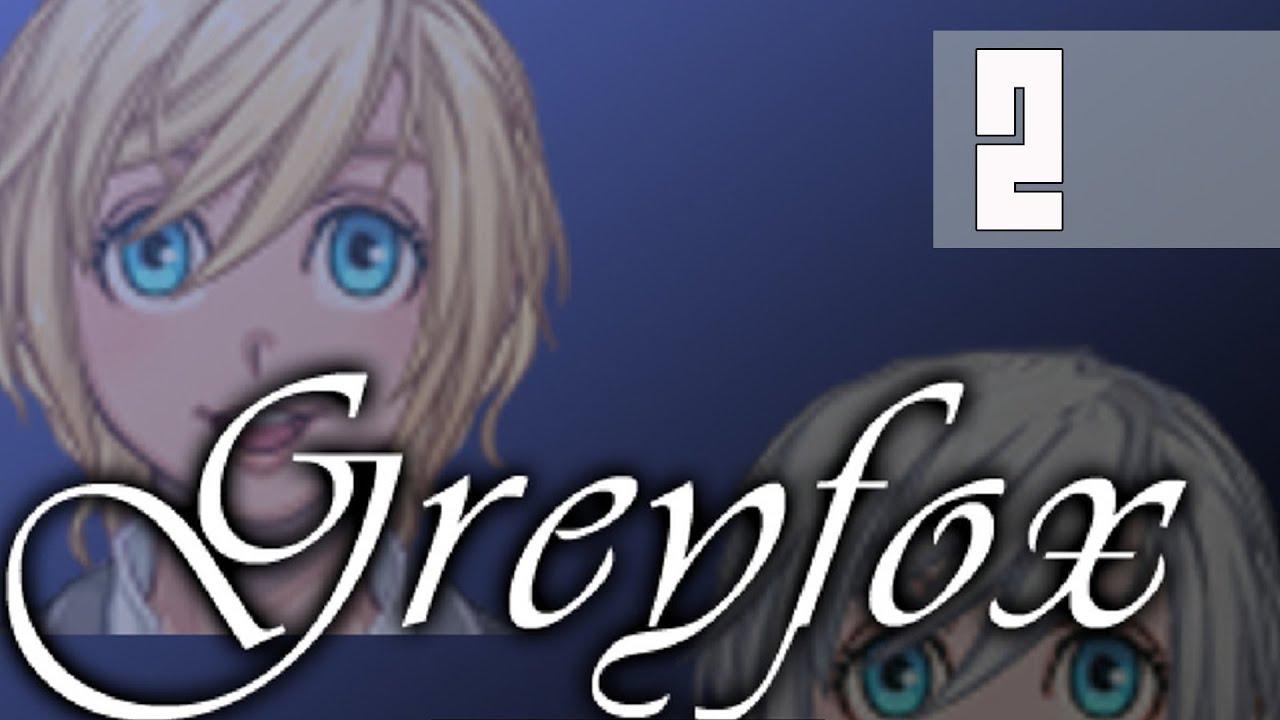 Greyfox #2 [RPG Maker Game Walkthrough] - YouTube