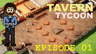 [G^G] Lets Play Tavern Tycoon - Episode 1: In Wine Is Wisdom