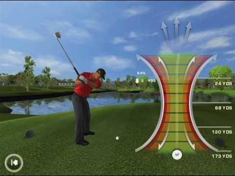 Tiger Woods PGA TOUR 12: IPhone & IPad Gameplay