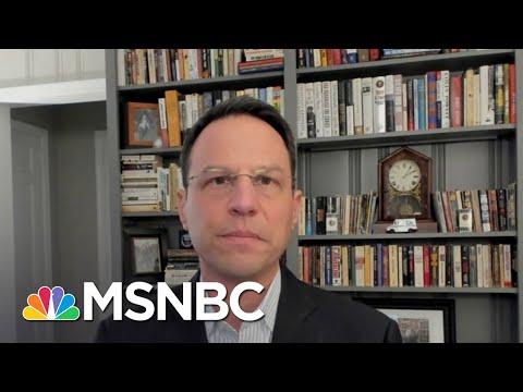 Pennsylvania AG Says The Big Lie 'Did Produce A Cynical Public' | Deadline | MSNBC