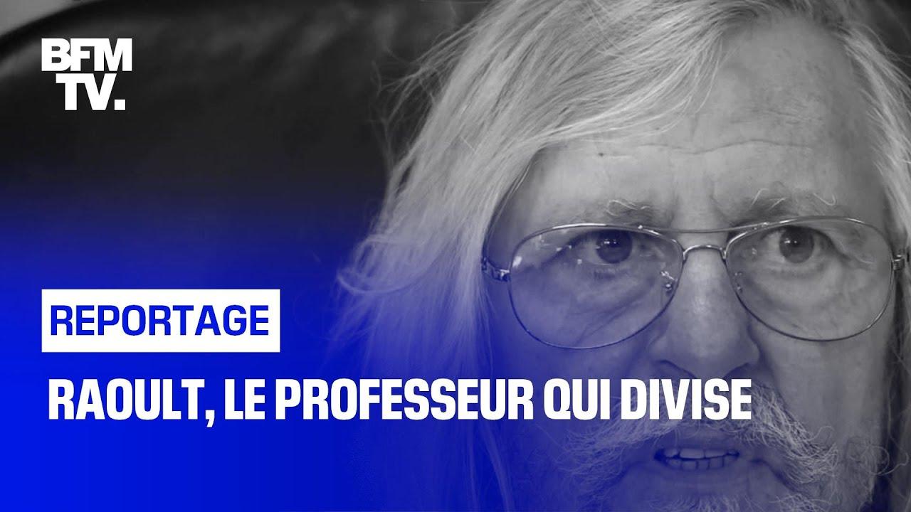 Raoult, le professeur qui divise