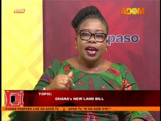 Ghana's New Land Bill - Pampaso on Adom TV (2-10-18)