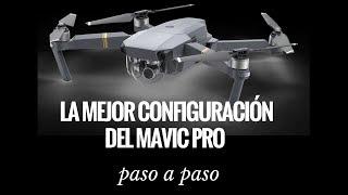 ¿Cómo hacer videos increíbles con el MAVIC PRO? - La mejor configuración de cámara de Dron