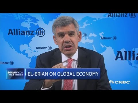 Global economy is slowing and becoming more divergent, says El-Erian