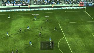 PES 2012 Chelsea VS Everton 2ND Half HD