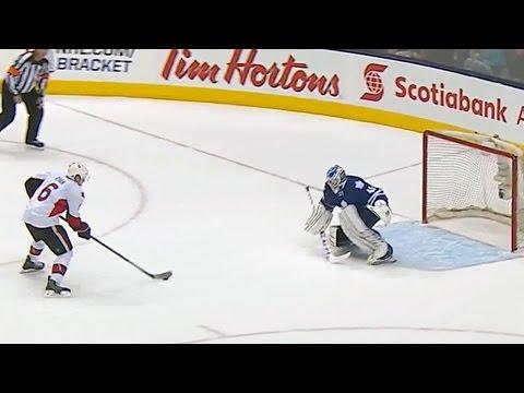 Shootout: Senators vs Maple Leafs