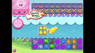How to beat level 1088 in Candy Crush Saga!!