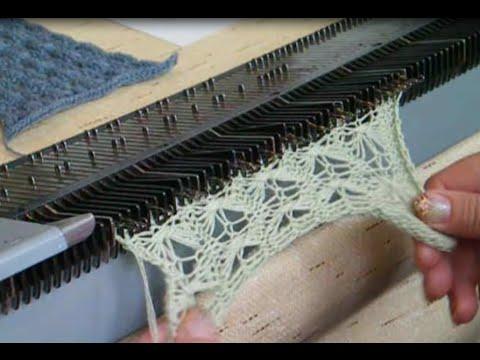 Схемы вязания на нева 2
