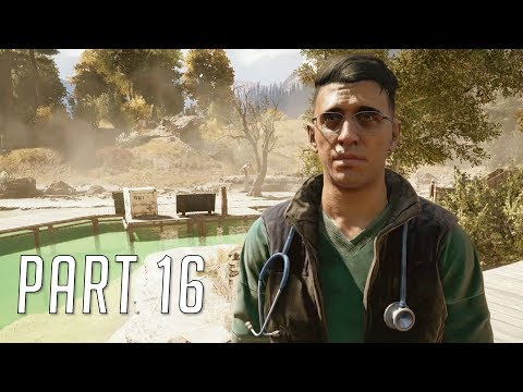 Far Cry 5 PC (Hard) 100% Walkthrough 16 (Doctor's Orders)