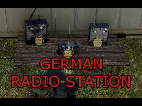 Radio Tower Resupply: Arma 3 Zeus 506th Iron Front Behind Enemy Lines Operation Part 3A