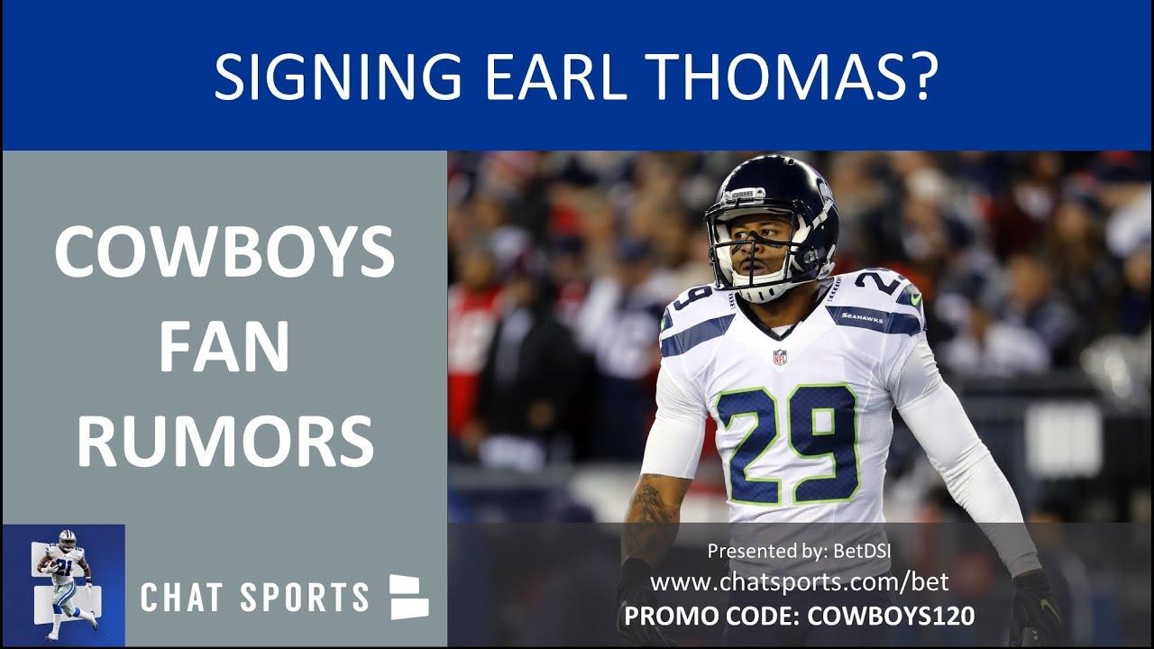 843db88f7 Cowboys Fan Rumors: Sign Earl Thomas, Kris Richard As DC, Trade For ...