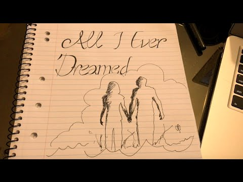 Sushant KC - All I ever dreamed (Lyric Video)