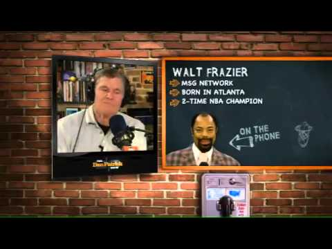 Walt Frazier on The Dan Patrick Show 2.20.12