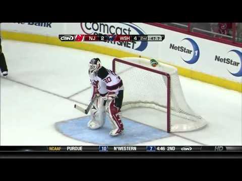 Alex Ovechkin penalty shot goal 10/9/10