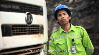 UD Trucks - Heat and heavy hauling in Indonesia