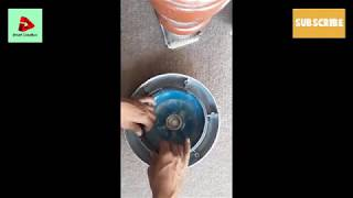 ring magnet vs fan magnet checking between magnetic flux and magnetic field