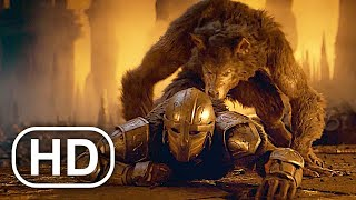 THE ELDER SCROLLS Full Movie (2020) 4K ULTRA HD Werewolf Vs Dragons All Cinematics Trailers