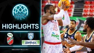 Pinar Karsiyaka v Happy Casa Brindisi - Highlights | Basketball Champions League 2020/21