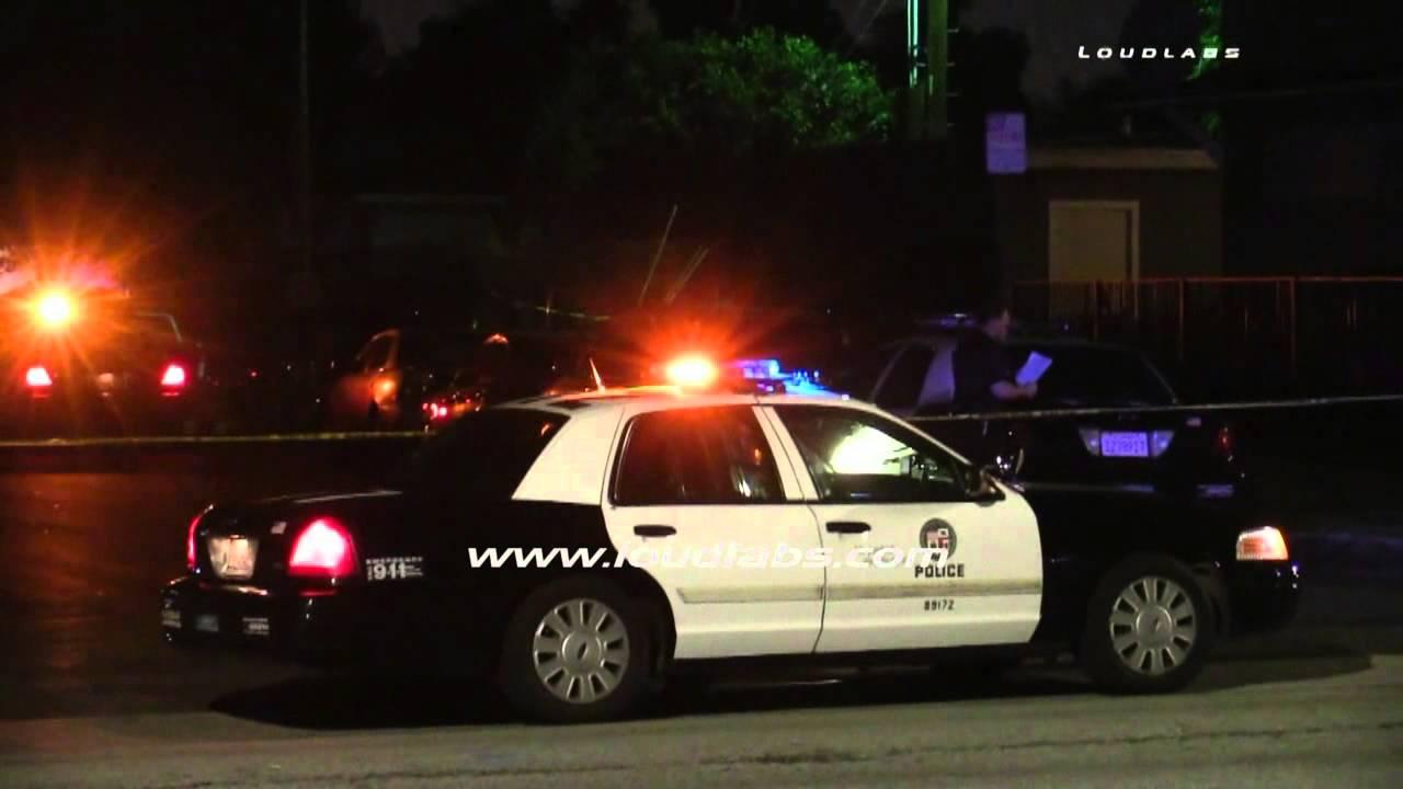 Shooting Raw Footage: Shooting Investigation / Northridge RAW FOOTAGE