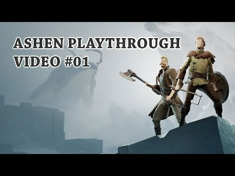 #01 Ashen Play Through - Xbox Game Pass Free Games! thumbnail