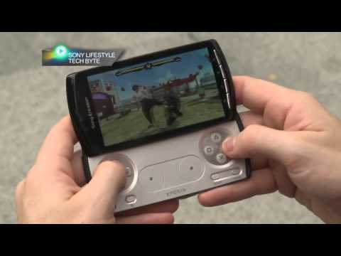 Sony Ericsson Xperia PLAY: Longer battery life and game time