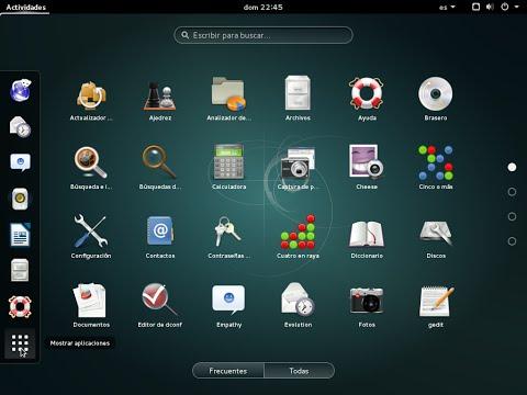 """Instalar Debian 8 """"Jessie"""" RC1 amd64. Entorno de escritorio GNOME."""