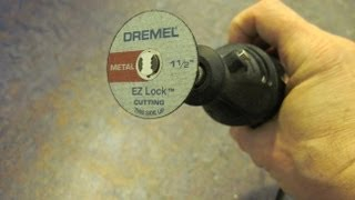 Dremel EZ Lock Metal Cutting Wheel #456 thumbnail
