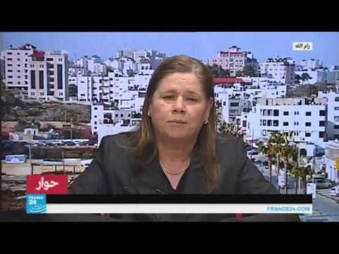 فدوى البرغوثي تتحدث عن إضراب الأسرى الفلسطينيين في السجون الإسرائيلية  - 17:23-2017 / 4 / 25