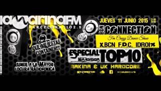BCNCONNECTION 102.5 FM XAVI BCN,FERNANDO DC,DJ IDROIX