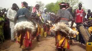 Warba dance du Burkina Faso