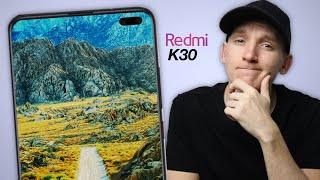 Redmi K30 - THIS IS STRANGE