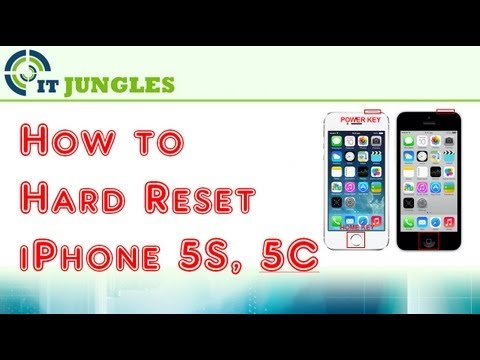 how to hard reset iphone 5c how to reset iphone 5s 3 different methods 4831