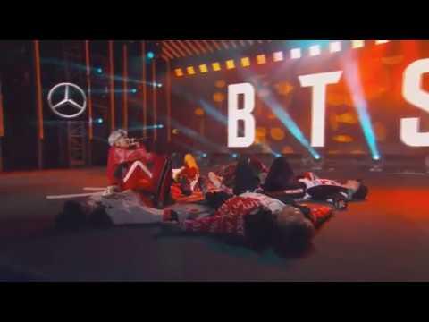 171129 HD BTS (방탄소년단)- I NEED U Live On Jimmy Kimmel Show