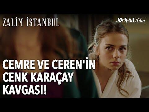Cemre Ve Ceren'in, Cenk Karaçay Kavgası | Zalim İstanbul 4. Bölüm