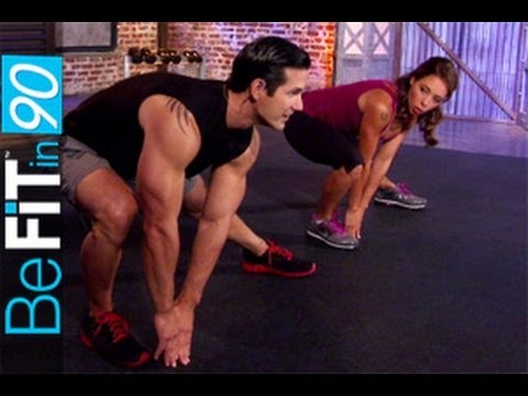 Warm Up Workout: Phase 1 by BeFit in 90